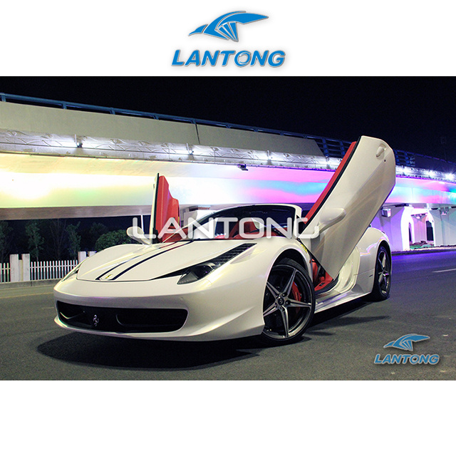 China Three Years Warranty Bolt On Original State Lambo Door Hinges For Ferrari 458 488 China Scissors Door Automatic Lambo Door Kit