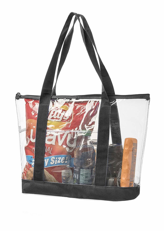 Women Ping Bag Portable Pvc Clear