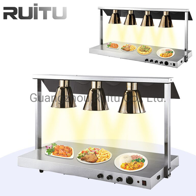China Catering Electric Table Pizza, Warming Lamps For Food