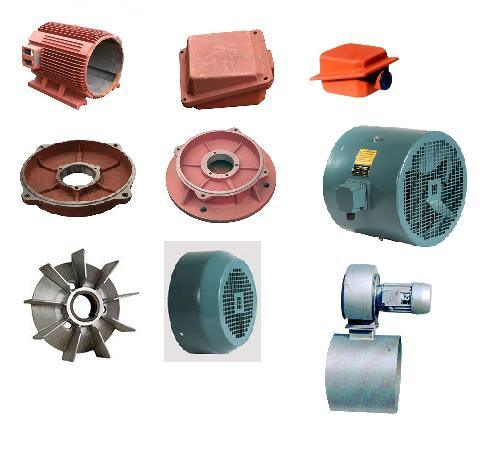 Motors Parts Electric Motor Spare Of