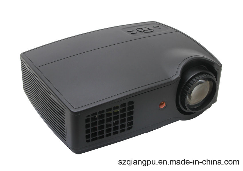 2016 America Latest Home Theater LCD Projector&1080P Projector with TV Interface pictures & photos
