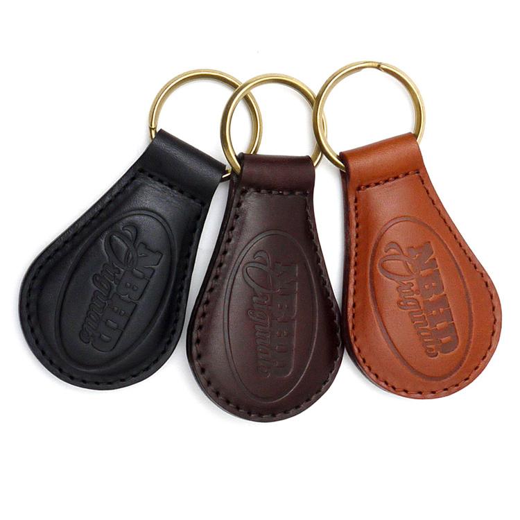 China Hand Made Genuine Leather Key Chain Belt Loop Key Holder China Key Holder Genuine Leather Key Holder