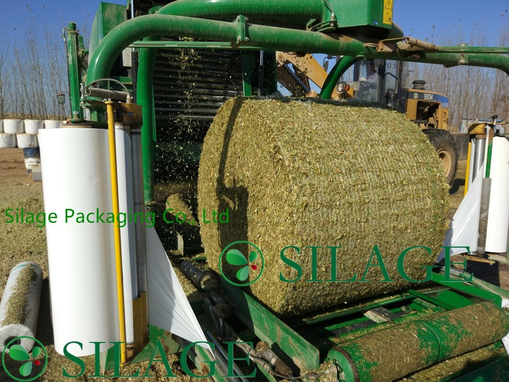 High Quality Well Knitted HDPE Bale Net Silage Wrap Net pictures & photos