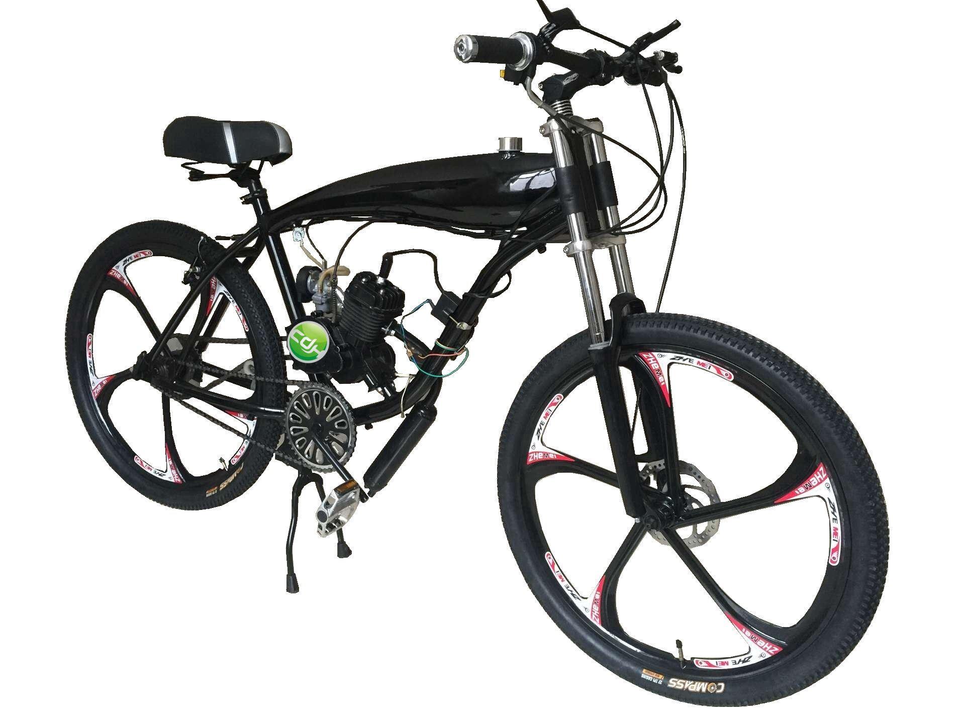 China Cdh 26 Inch 2.4L Gas Frame Bicycle/ Gas Motor Engine Bike ...