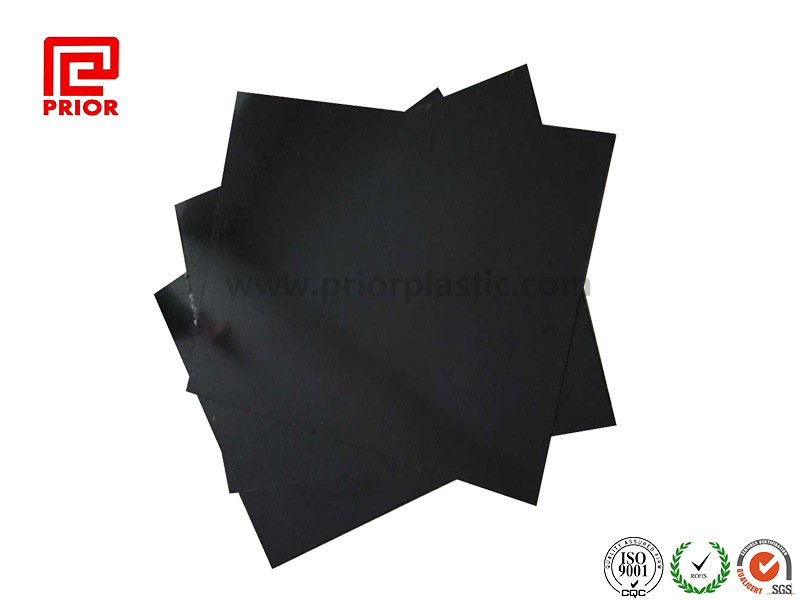 [Hot Item] ESD/Anti-Static Materials, Black Fr4 Fiberglass Sheet