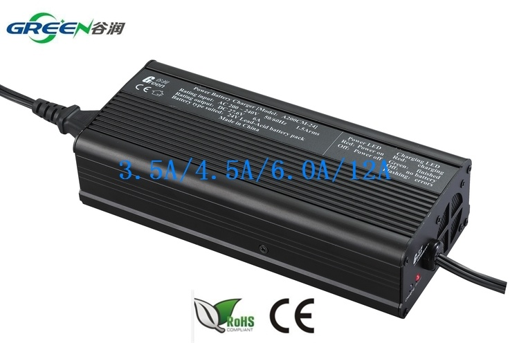 13.8V 12A Smart Car Lead-Acid Battery Charger pictures & photos