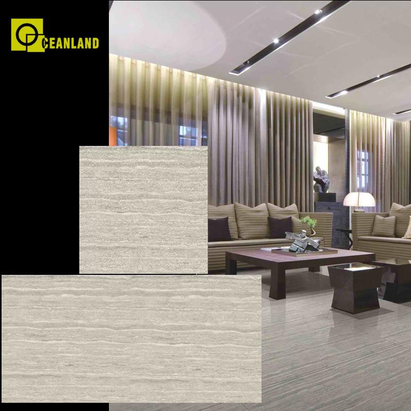 China Non Slip Commercial Kitchen Floor Tile For Standard Size