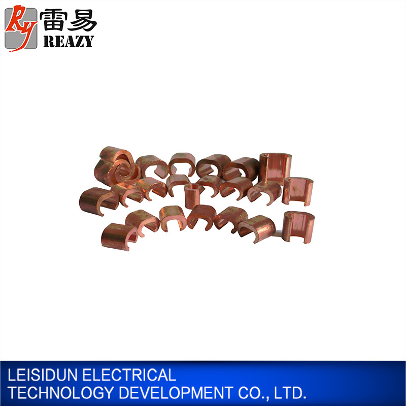 China Copper Cable Wire C Clamp - China Cable Clamp, Wire Clamp