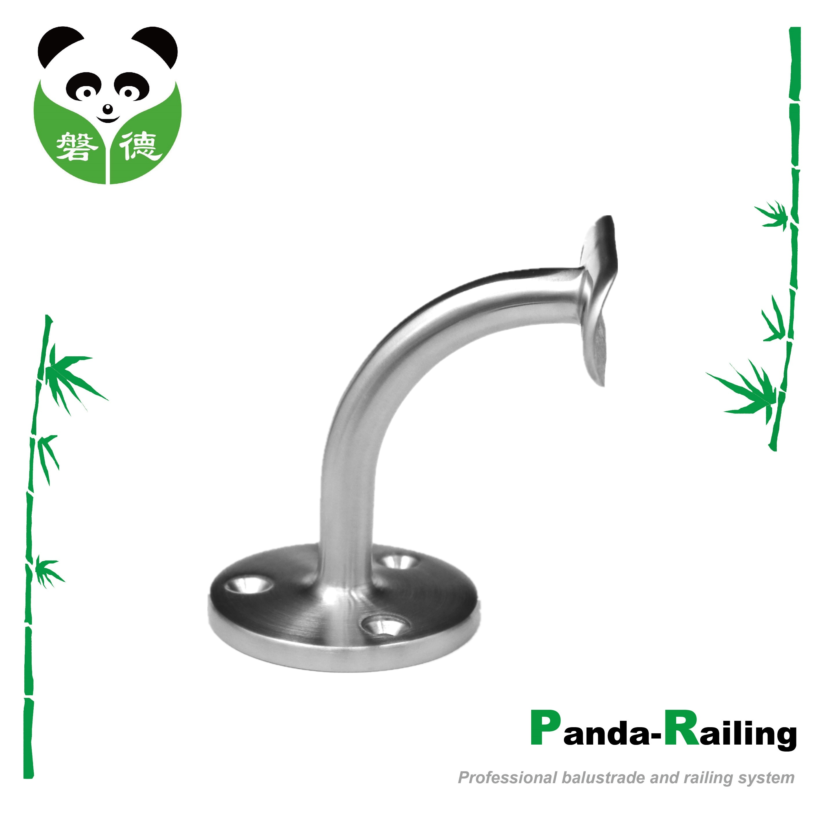Stainless Steel Staircase Railing Stair Handrail Fitting Handrail Bracket pictures & photos
