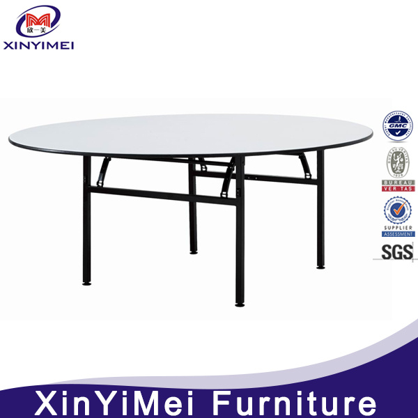 China Hot Sale Folding Used Round Banquet Tables For Sale   China Banquet  Tables, Used Round Banquet Tables For Sale