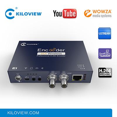 China Low Latency H 264 Rtsp Rtmp HD IPTV Streaming HDMI