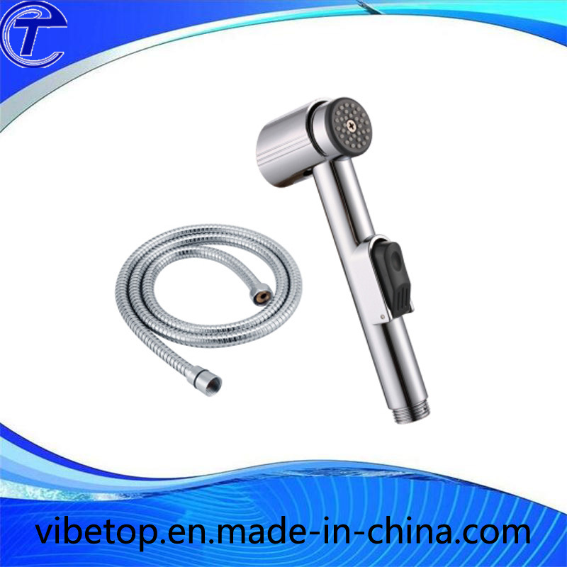 Hot Sell Chrome Plated Finish Shower Toilet Bidet Vbs-84 pictures & photos