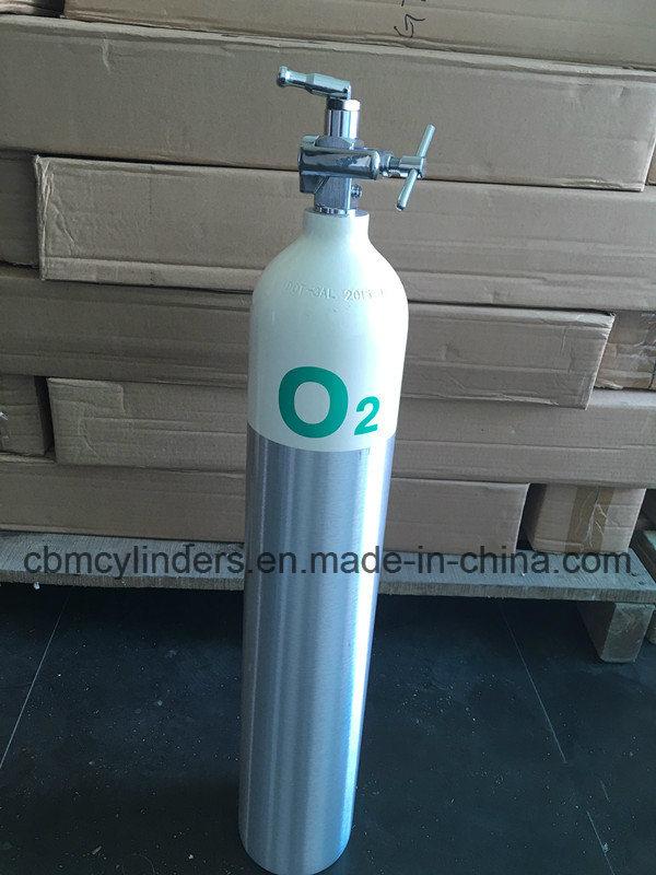 [Hot Item] DOT Standard Aluminium Oxygen Gas Cylinders