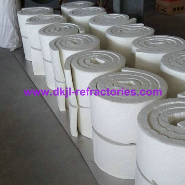 Top Grade Heat Insulation Ceramic Fiber Roll for Industrial Furnace