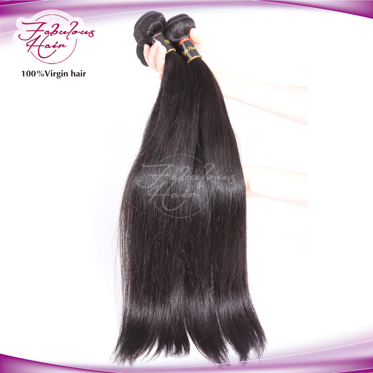 8A Natural Human Virgin Brazilian Hair Weave Remy Hair pictures & photos