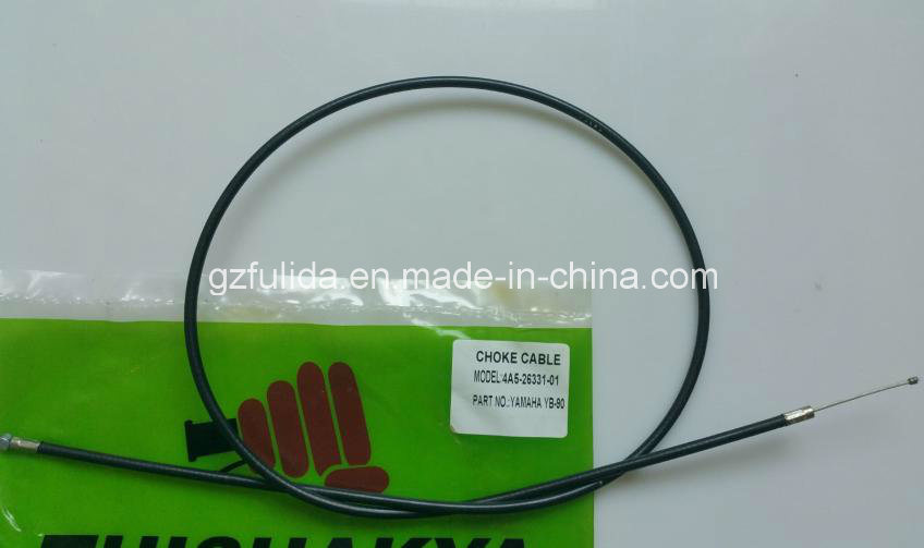 China YAMAHA Yb-90 Choke Cable 4A5-26331-01 - China Motorcycle Brake ...