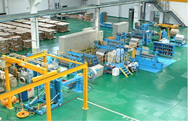Fast Speed Shearing Line for Stainless Steel