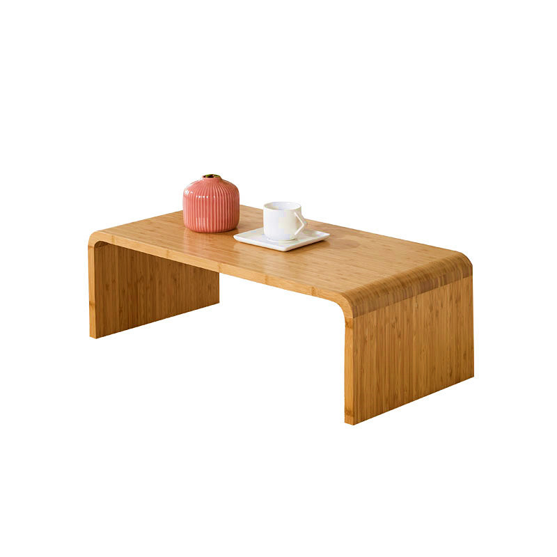 Hot Item Bamboo Pc Desk Coffee Table Tea Side