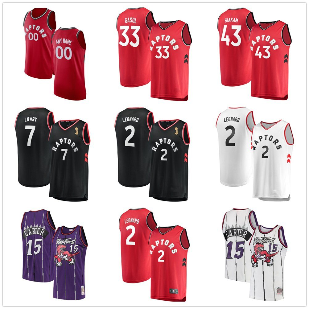 raptor jerseys 2019