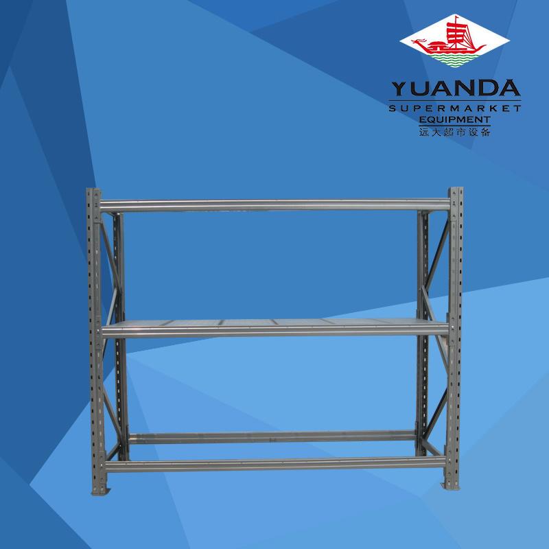 China Cold Warehouse Freezer Steel Wire Storage Shelf Rack - China ...
