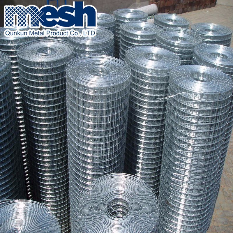 China Electro Galvanized (after welding) Welded Wire Mesh for Sale ...