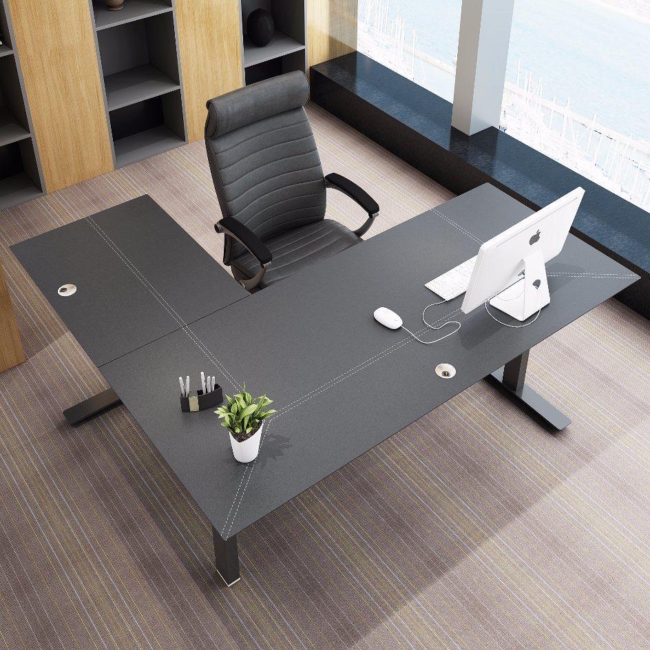Furniture L Shape Corner Office Desk