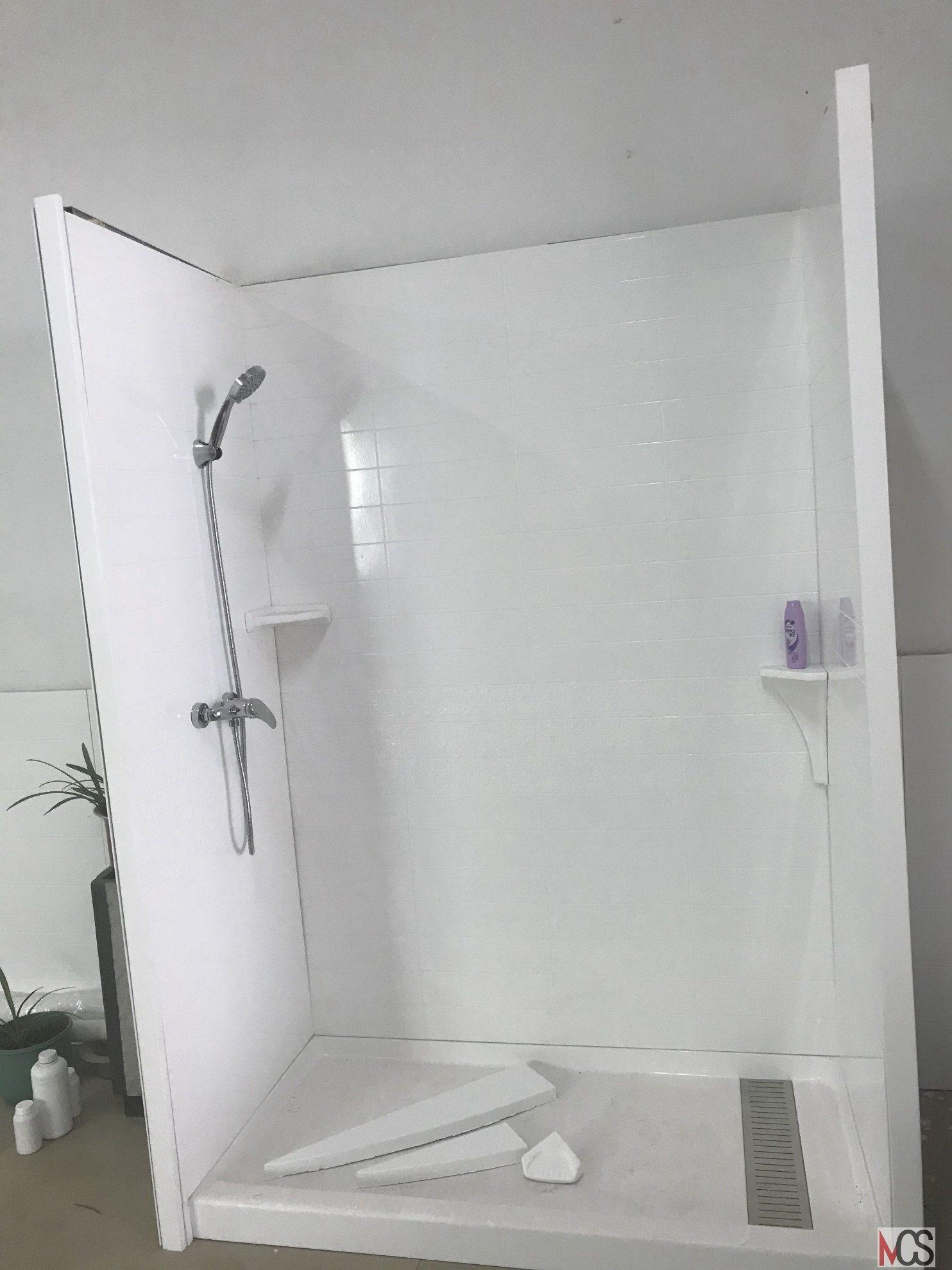 China Artificial Trench DrainNonSlipMattMatte CastCultured - Cast marble shower pans