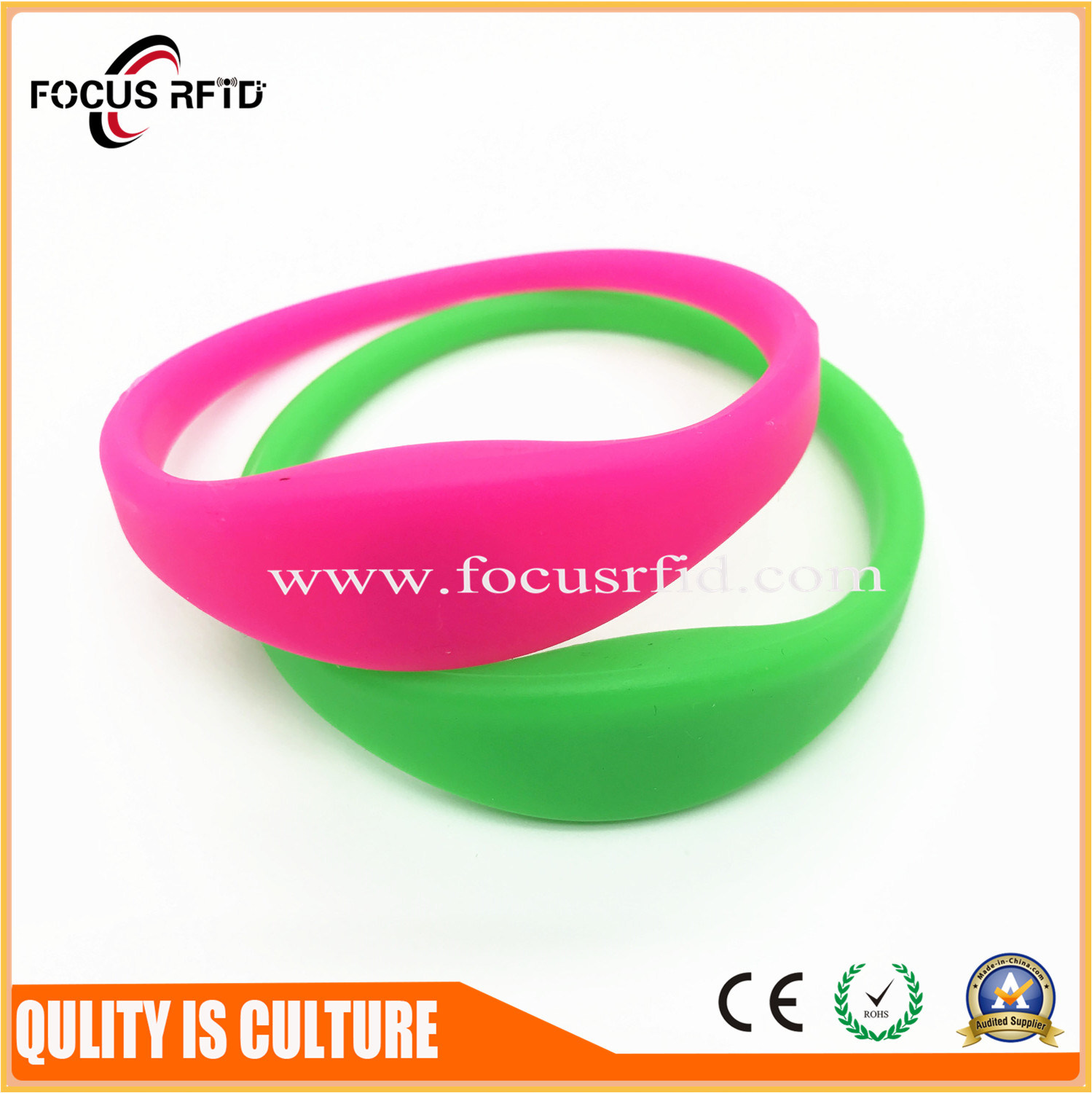 solutions smart rfid sureimage bracelet pdc wristbands rgb waterpark by