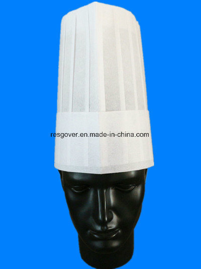1d33e1ba2d9b0 China Classic Top Disposable Nonwoven Chef Hats for Foodservice Use ...