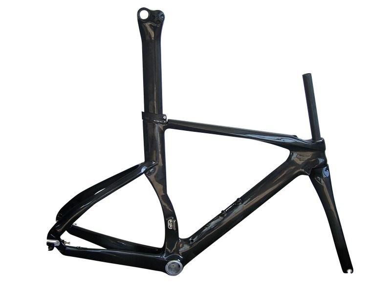 China Time Trial Carbon Road Bike Frame Tt Frame Racing Bicycle Aero ...