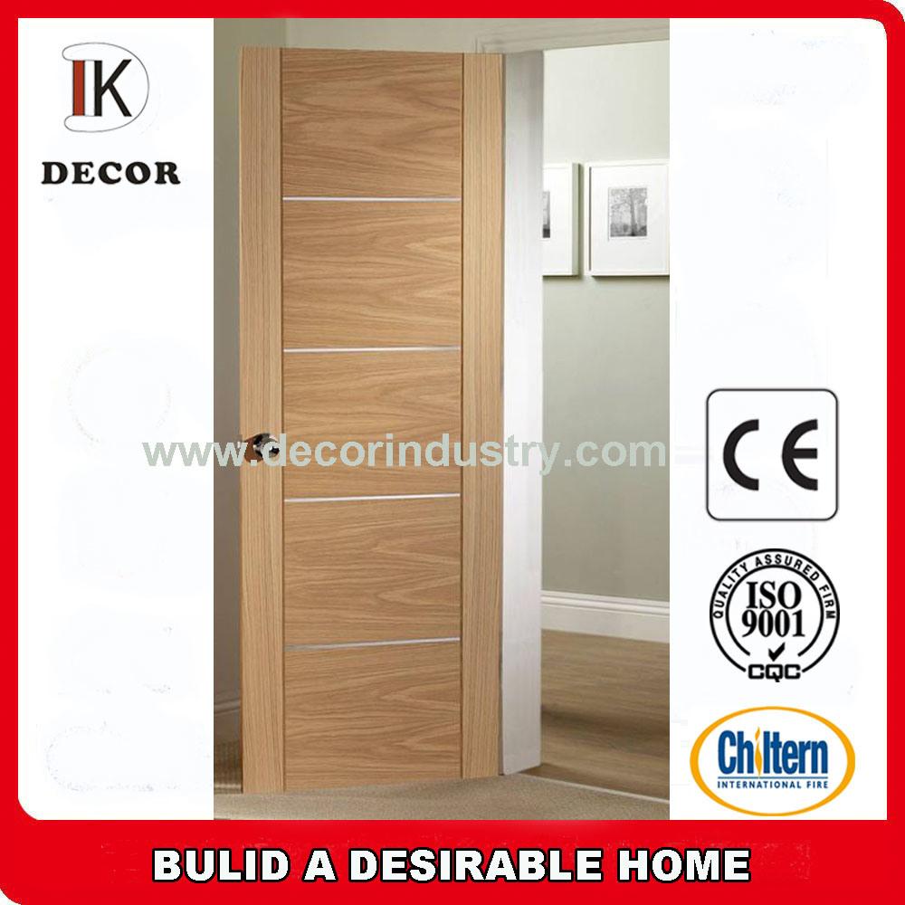 China Hollow Core Door Skin Designer Interior Door China Wood