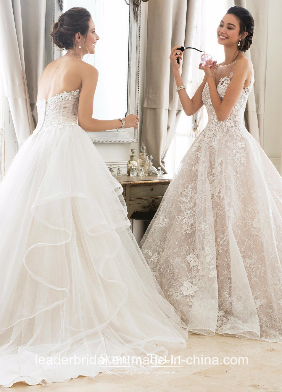 dress - Made Custom wedding dresses china pictures video