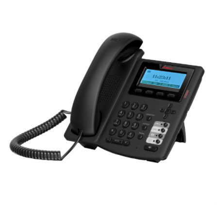 China Cheap Smart SIP Based VoIP IP Phone HD Voice - China SIP Phone