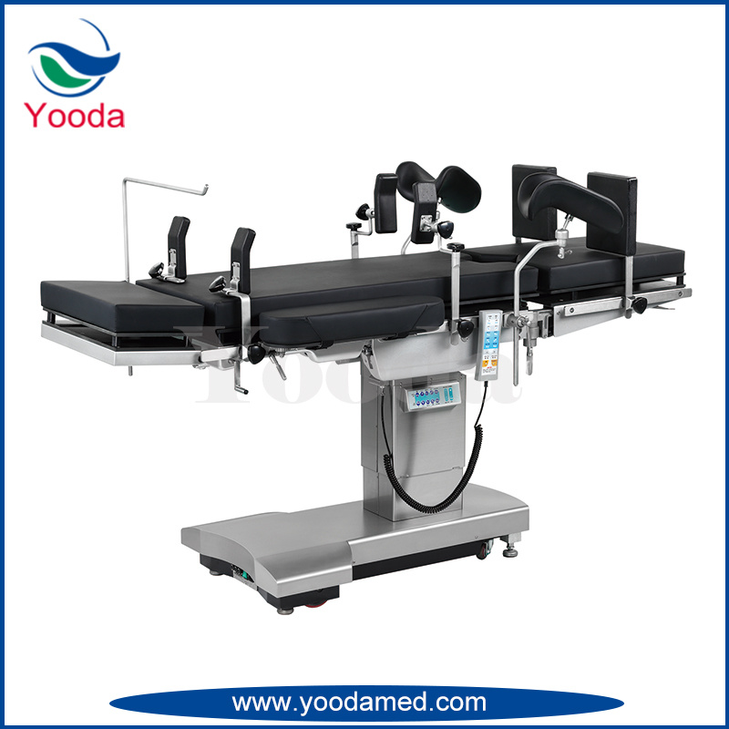 china c arm electric medical operating table with build in kidney