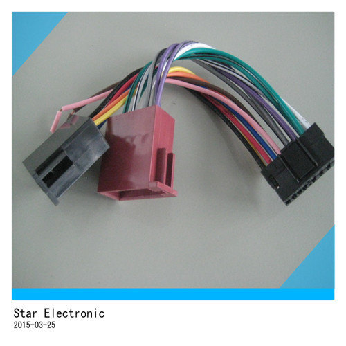 oem and odm automotive wire harness cable