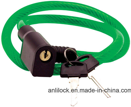 Bike Lock, Cable Lock, Bicycle Lock (AL08901) pictures & photos