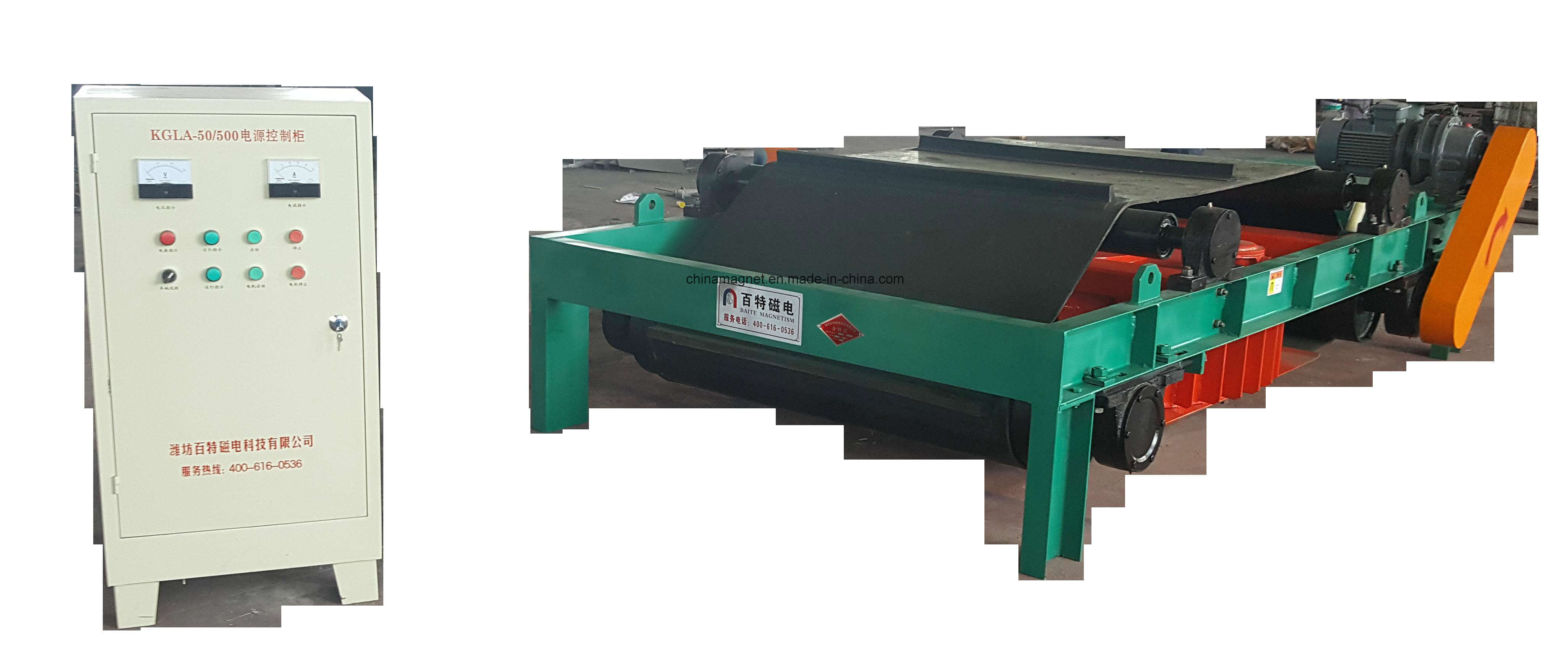 Rcdd Series Dry Type Self-Cleaning Electromagnetic Separator Used for Eliminating The Powder or Massive Waste Iron pictures & photos