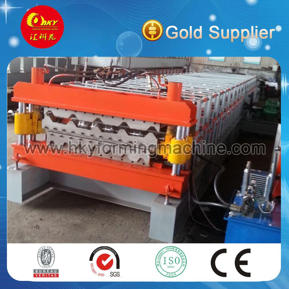 China Floor Tile Making Machine Price China Floor Decking Roll