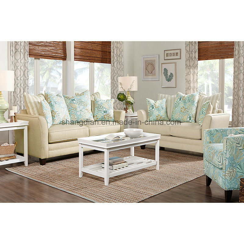 China Furniture Living Room Fabric Sofa Sets Online Sale S 04