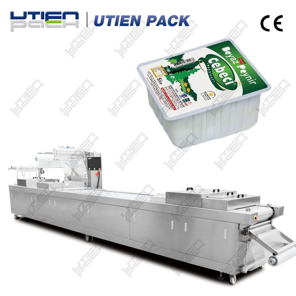Efficient Fresh Cheese Dairy Products Packaging Machine, Auto Filling pictures & photos