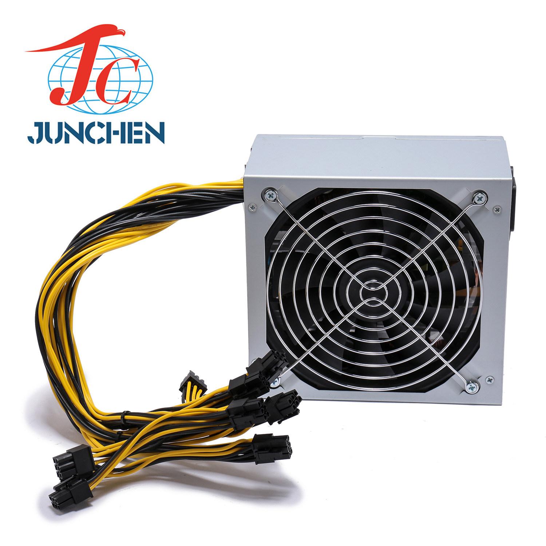 China Bitcoin Litecoin Mining Miner Power PSU 1300W Photos