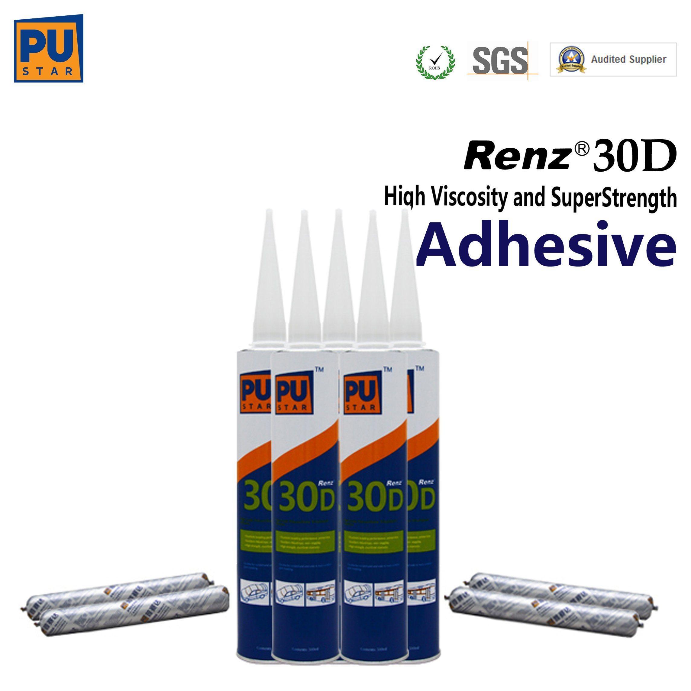 China Renz30d Windshield Urethane Adhesive Autozone China 3m Auto Glass Urethane Windshield Adhesive Instr Windshield Leak Sealant