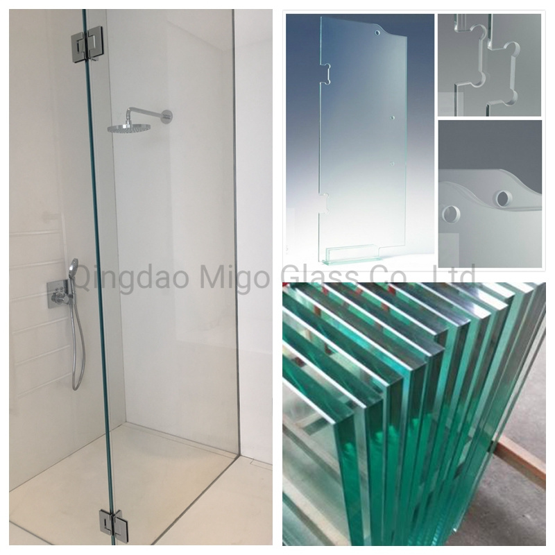 China Tempered Toughened Frameless Glass Showers Shower Glass Panels Shower Doors Sliding Glass Doors China Shower Door Shower Room
