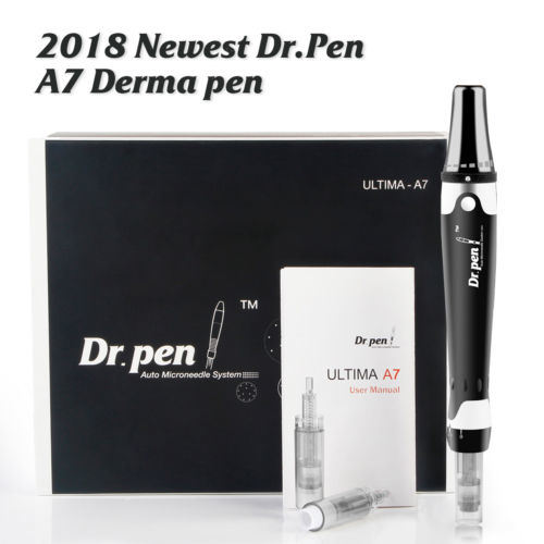 China 2018 Dr Pen Ultima A7 Electric Derma Pen Stamp Auto Micro
