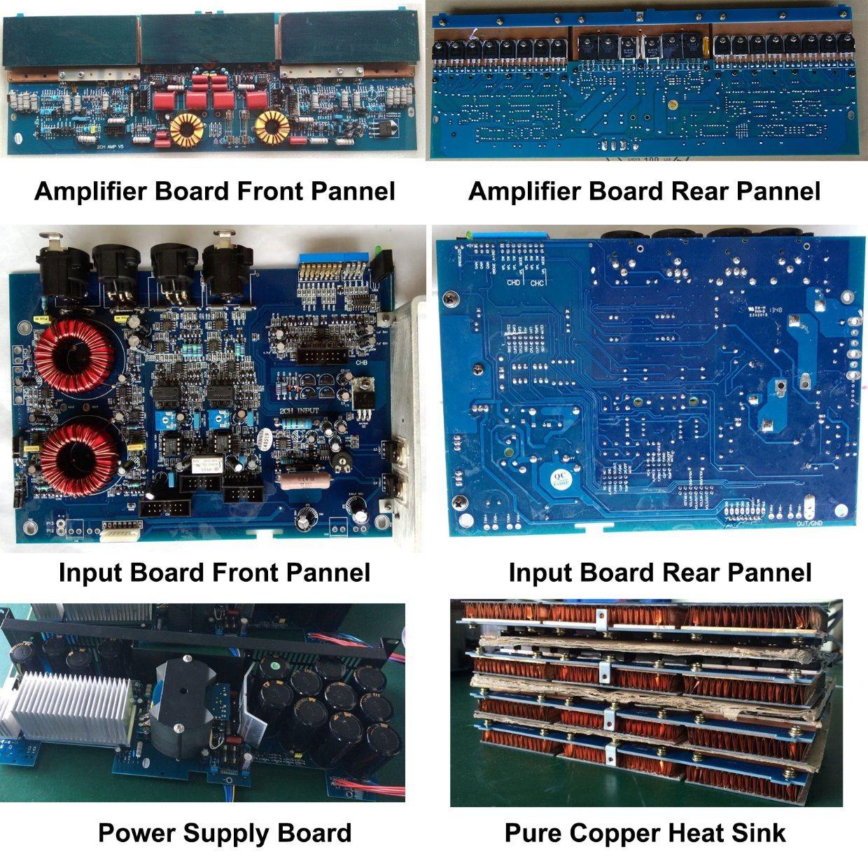 China Pro Digital Audio Power Amplifiers Best Linear Amps Fp13000 Amplifier Circuit Board Amp