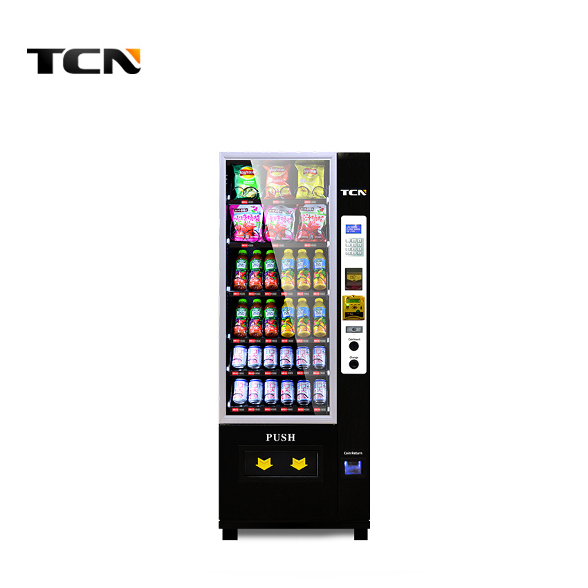Mini Vending Machine >> China Tcn Mini Vending Machines For Snacks And Drinks China