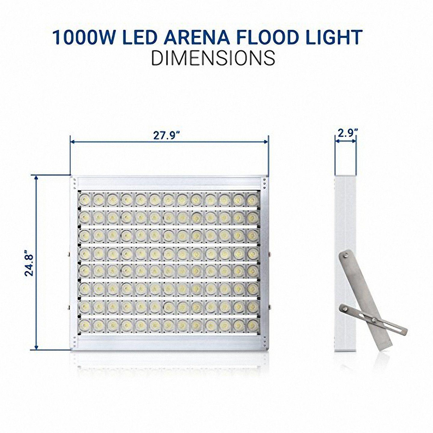 1000 Watt Metal Halide Led Replacement china professional outdoor stadium light high power 1000