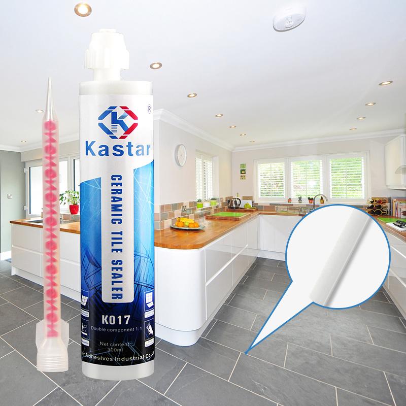 China 2018 Flexible Bathroom Floor Repair Glue Epoxy Waterproof