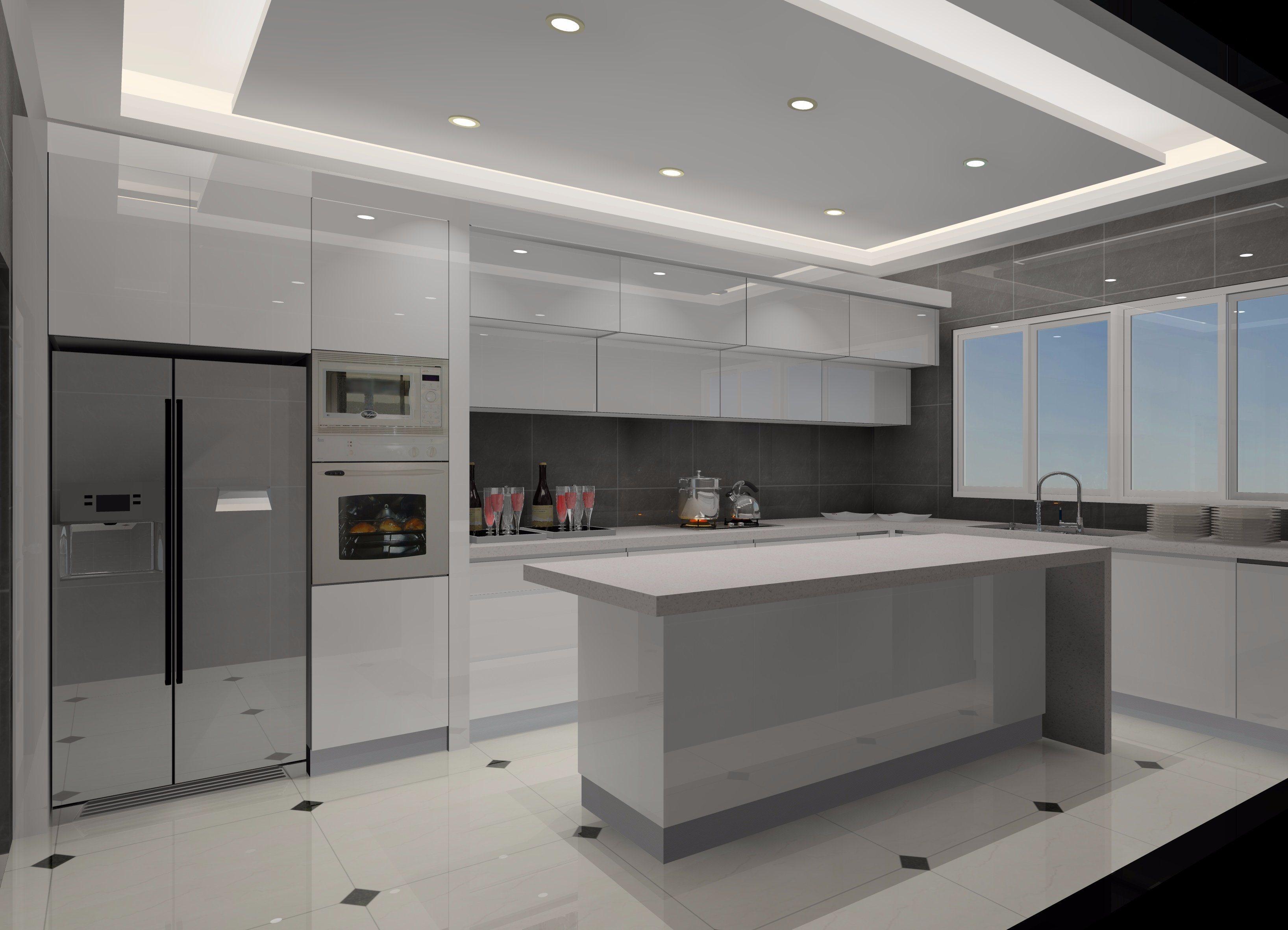China Flat Pack White Gloss Kitchen Set Modern Kitchen Designs China Modern Cupboard Australia Kitchen