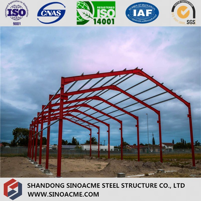 Prefabricated Steel Structure Warehouse Construction